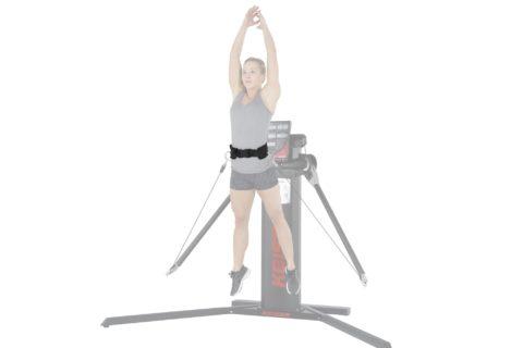 Keiser-Functional-Training-Equipment-Accessory-Waist-Belt-0898