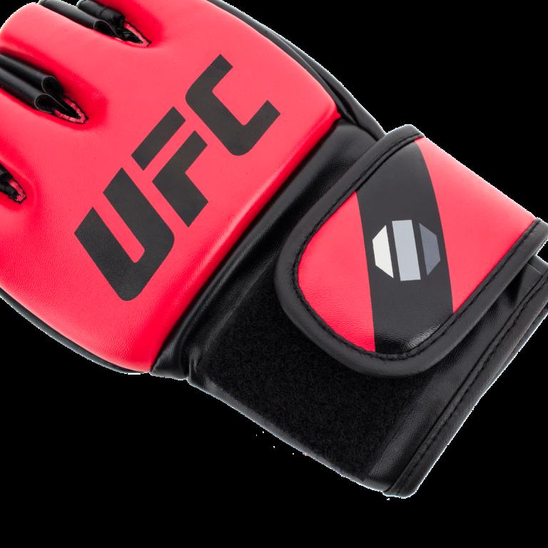 MMA-GlovesRED4