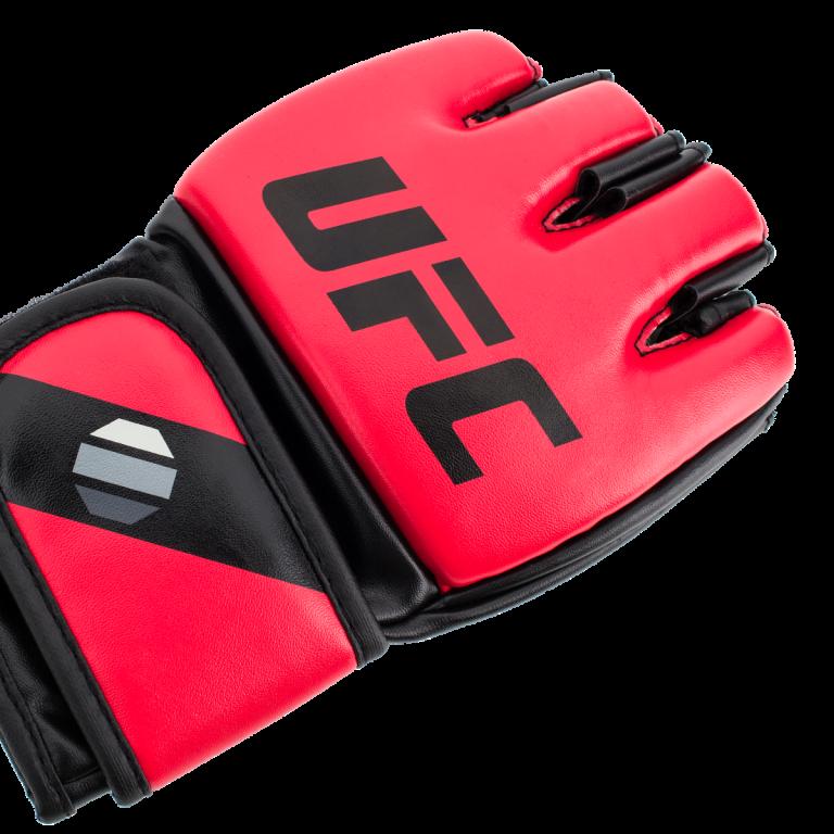 MMA-GlovesRED6