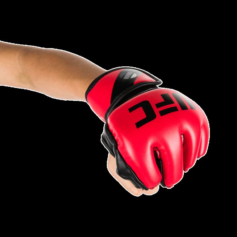 MMA-GlovesRED7