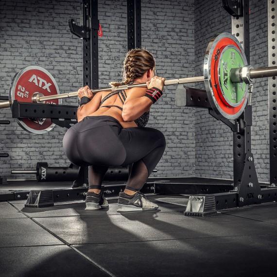 trenažieri - svaru stienis