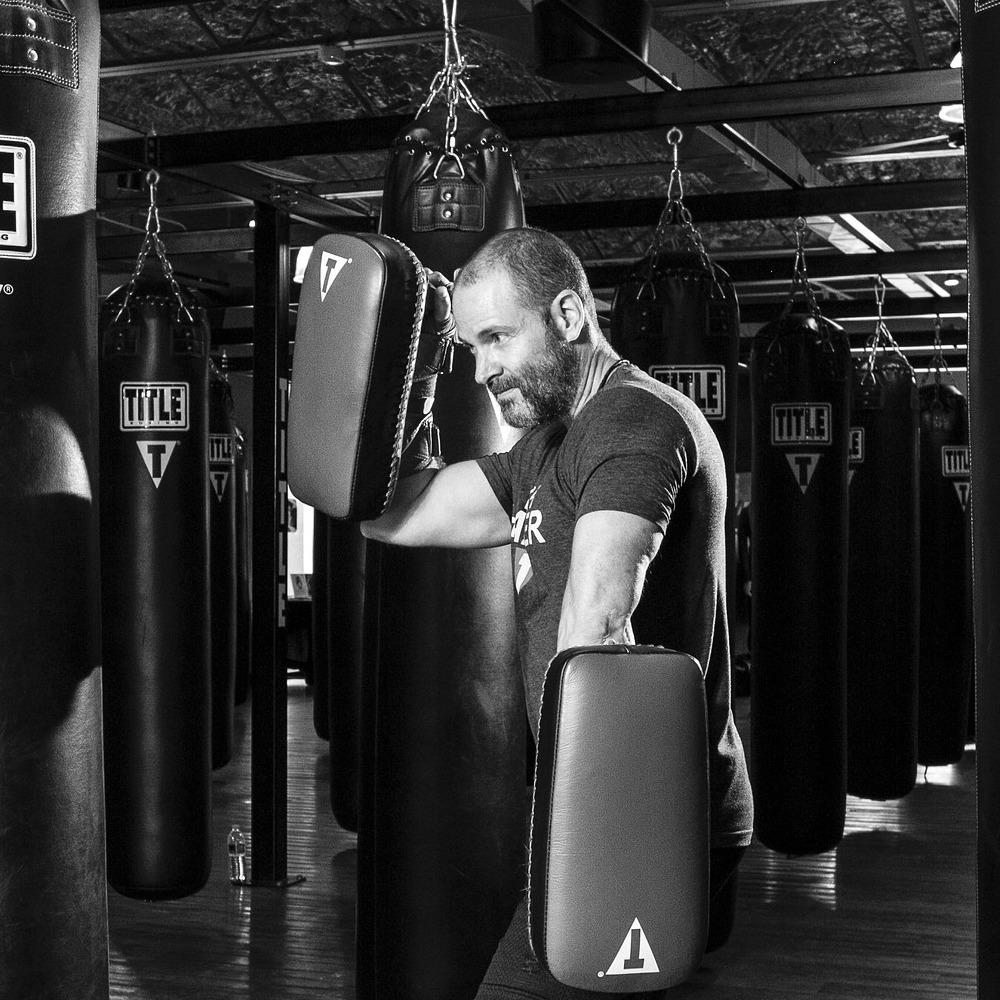 trenažieri boksa inventārs